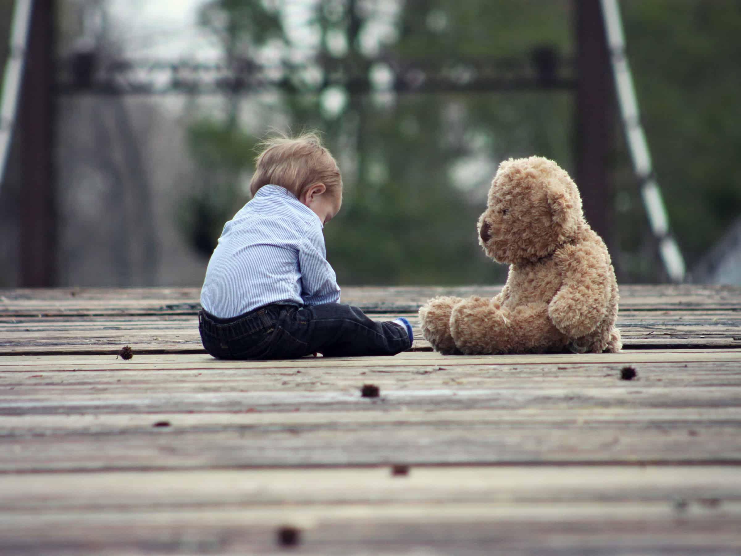 Warum Du ohne Dein inneres Kind nirgendwo hin kommst