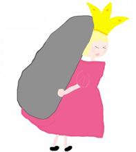 Prinzessin Hinkelstein Logo